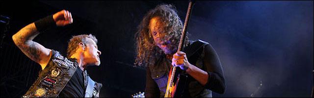 Photos du concert de Metallica au Stade de France 2012 Paris France