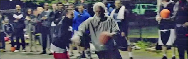 publicite video NBA Pepsi Max Kyrie Irving is Uncle Drew