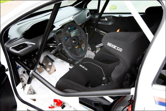 photo hd exclusif nouvelle Peugeot 208 Rallye R2 saison 2012 2013 2014