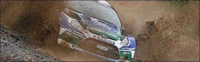 GoPro video hd resume Rallye Grece 2012 WRC Sebastien Loeb Ford Fiesta