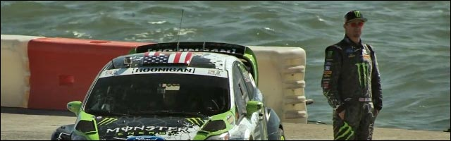 Ken Block video hd Gymkhana 5 Five teaser bande annonce mini film trailer hd