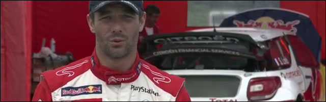 Sebastien Loeb participation X Games 2012 Citroen DS3 rallyecross XL 540ch