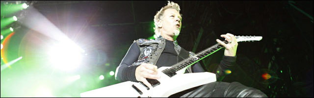 photos et videos hd concert Metallica Rock am Ring 2012 live RAR Rock im Park