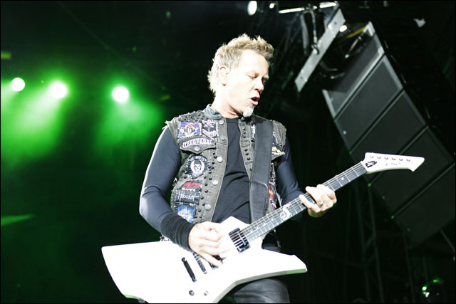 photo video hd concert Metallica Rock am Ring 2012 live RAR Rock im Park