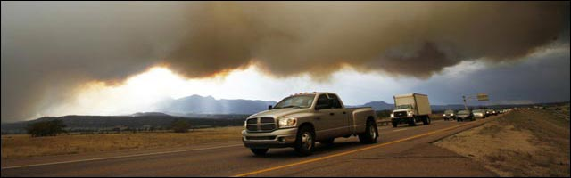 photos actualite violent incendie Colorado Etats Unis USA