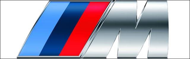 BMW M logo voiture de sport M3 M5 M6 X5M X6M M1