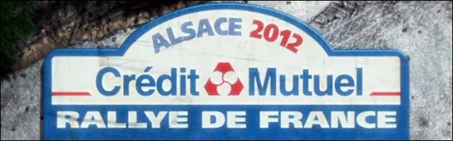 Toutes les informations du Rallye de France Alsace 2012 WRC Sebastien Loeb