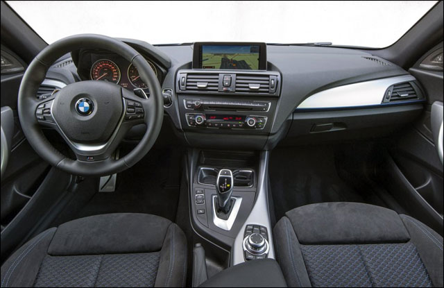 photo video BMW M135i 2012 Motorsport compact ultrasportive 1M M1