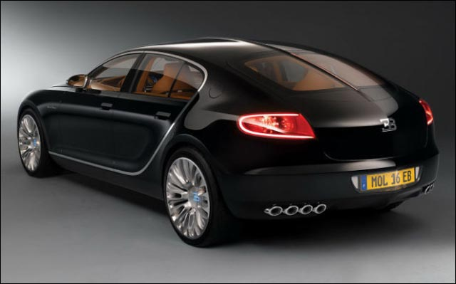 presentation photo nouvelle Bugatti 16C Galibier concept car salon auto 2013 2015
