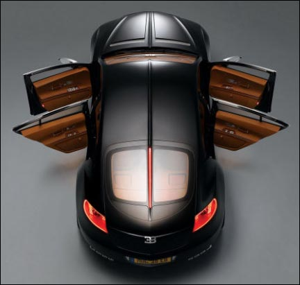 presentation photo nouvelle Bugatti 16C Galibier concept car salon auto 2013 2014