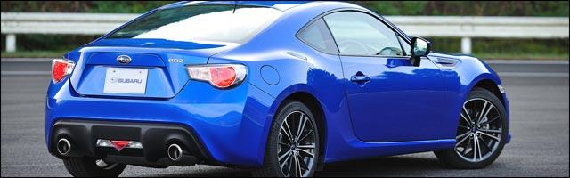 photo coupe sportif Subaru BRZ 2012 2013 peut etre cabriolet roadster 2014