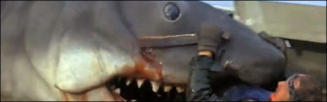 best shark attacks in movies video compile meilleures attaques de requins film