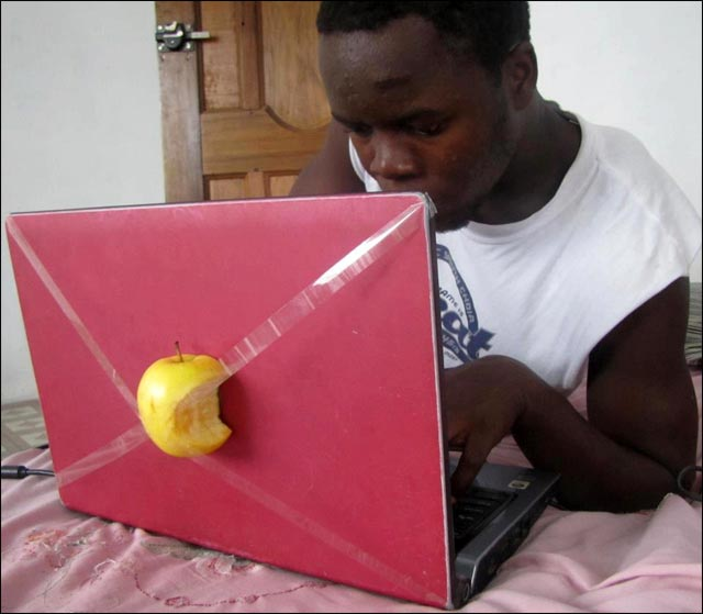 Super African Macbook | Blog-Note OJ65
