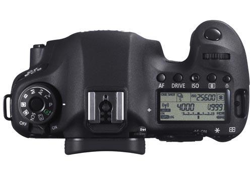 presentation caractéristiques techniques nouveau reflex Canon EOS 6D full frame