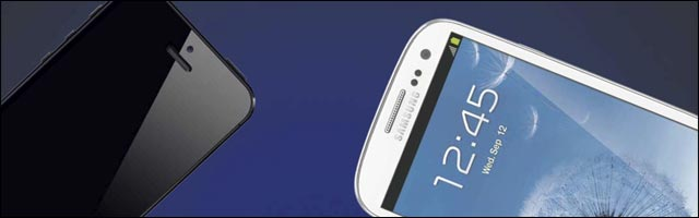 comparatif technique caracteristiques iphone 5 samsung galaxy s3 ip5 vs gs3