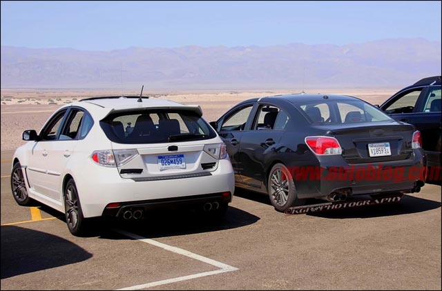photo Subaru Impreza WRX STI 2014 image exclusive test version US