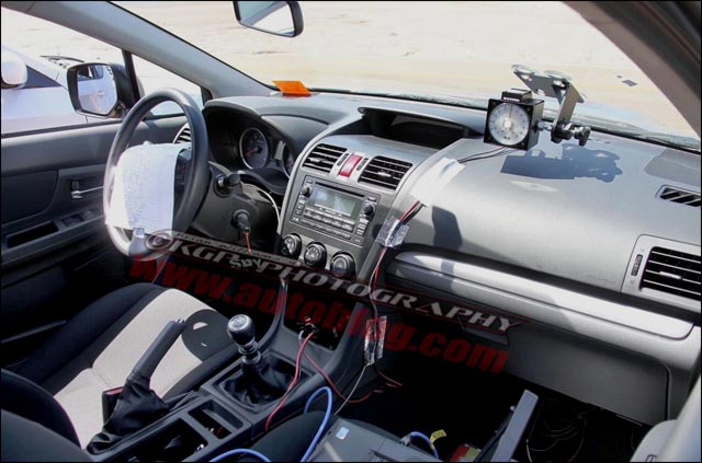 photo Subaru Impreza WRX STI 2014 ProDrive image exclusive test USA