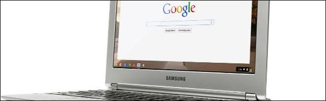 presentation nouveau Google Chromebook netbook online cloud pas cher