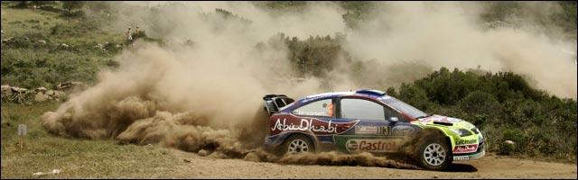 resume video hd Rallye Sardaigne Italie 2012 WRC victoire Hirvonen Citroen