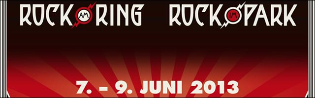Rock am Ring 2013 et Rock im Park 2013 : programme officiel