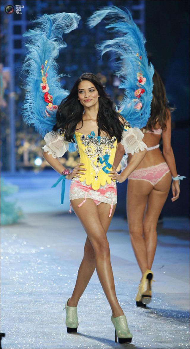 Victoria Secret 2012 Fashion Show defile New York