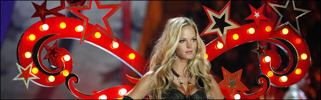 photos officielles video hd defile Victoria Secret 2012 Fashion Show