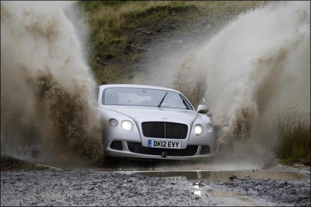 Bentley WRC 1