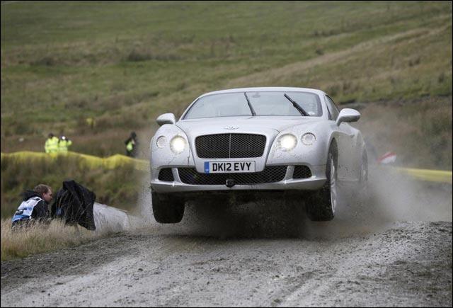 Bentley WRC 2