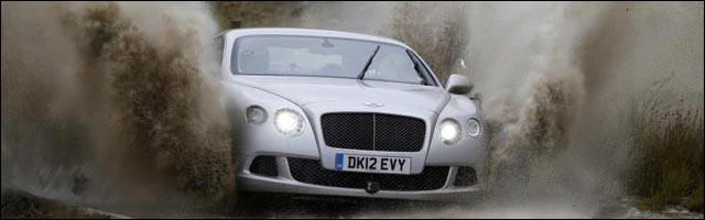 Bentley WRC