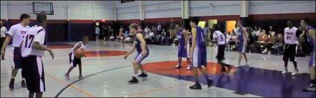basket 11 ans Julian Newman Orlando
