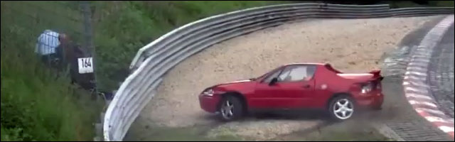 best of crash Nurburgring circuit automobile Allemagne