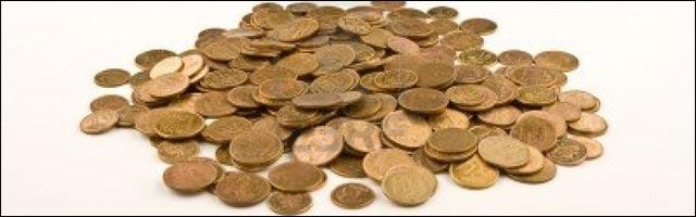 50kg pieces jaunes payer impots