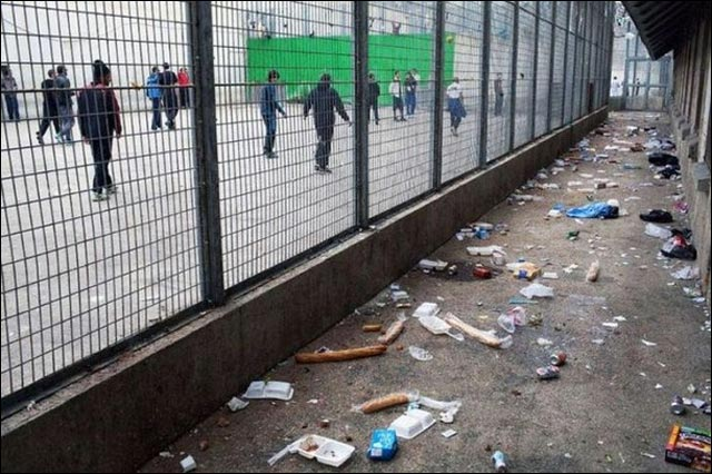 photo prison Baumettes Marseille
