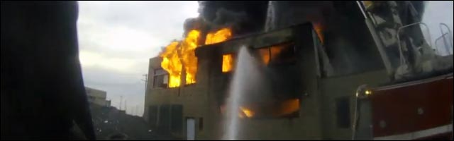 documentaire video metier sapeur pompier incendie