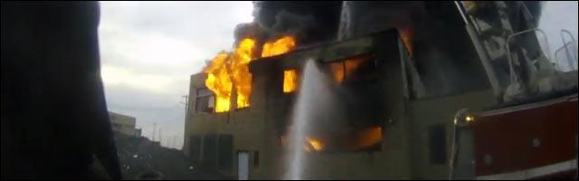 documentaire video metier sapeur pompier incendie