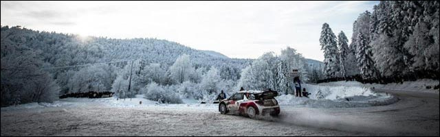 photo video rallye Monte Carlo WRC 2013