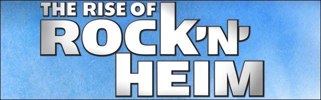 RocknHeim 2013 concert rock festival Allemagne circuit Hockenheim