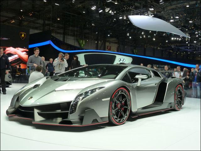 Lamborghini Veneno Geneve 2013 (2)