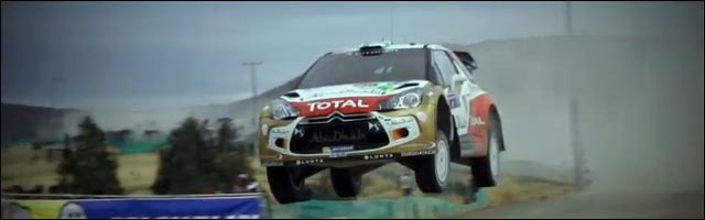 WRC Rallye Mexique 2013 video HD