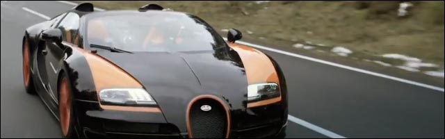 record du monde Bugatti Grand Sport Vitesse World Record Car video hd WRC