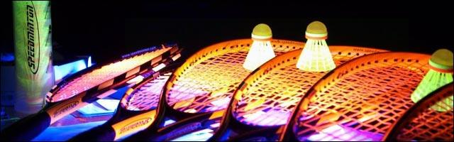 Speedminton materiel sport alternatif badminton squash