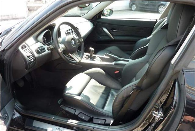 BMW Z4 coupe 3litres si 265ch pack M cuir