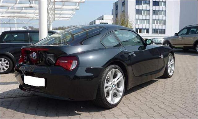 Bmw Z4 Coup 233 3 0si Pack M 224 Vendre Blog Note