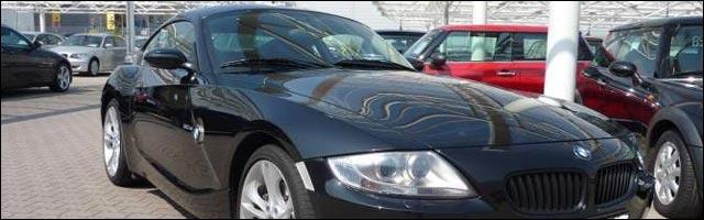BMW Z4 coupe 3litres si 265ch pas cher