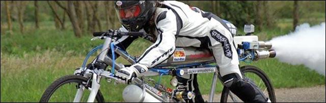 velo fusee hydrogene record du monde vitesse