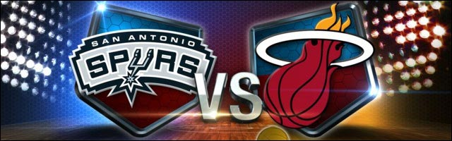 NBA Finals 2013 Miami Heat San Antonio Spurs