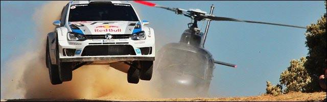 photo VW Polo WRC rallye Italie Sardaigne