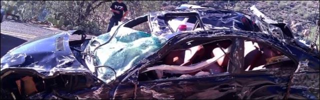BMW M3 e46 crash video hd GoPro sortie de route