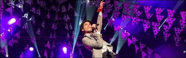concert Mika Colmar 2013 Foire aux Vins FAV