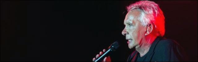 concert Michel Sardou Foire aux Vins Colmar 2013 FAV